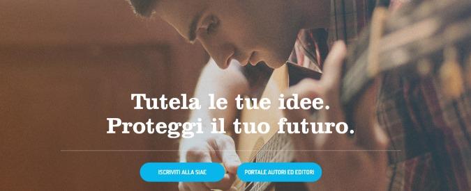 Diritti d'autore, Siae spina nel fianco per il governo Renzi. O le toglie monopolio o Ue aprirà procedura di infrazione