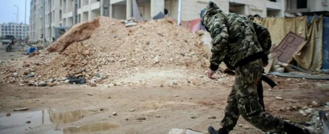 Siria, gli aiuti italiani nell'inferno della guerra: voci da Aleppo