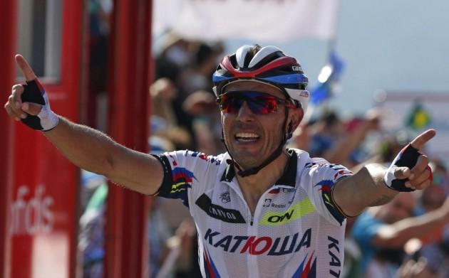 Ciclismo, La Vuelta 2015 - 15° tappa