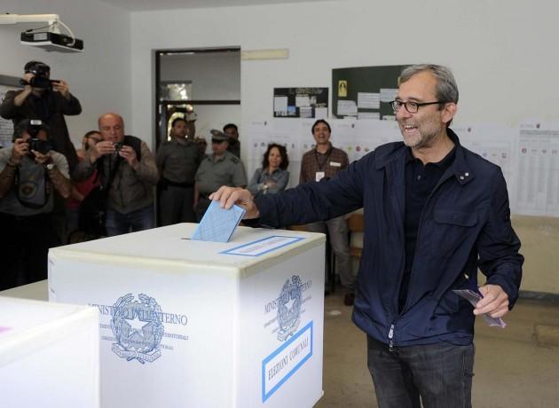 Roma, Roberto Giachetti al voto per le comunali