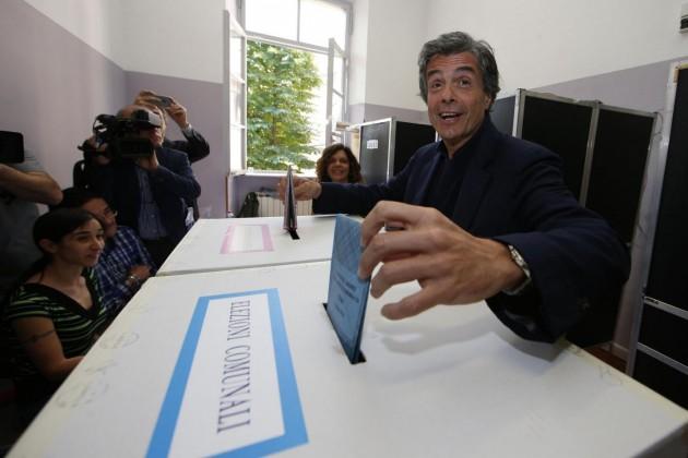 Roma, Alfio Marchini al voto per le comunali