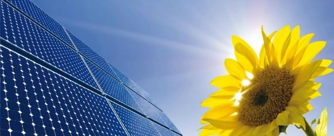 Energie rinnovabili, crescono nel mondo: perché non in Italia?