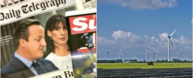 Brexit, cattive notizie anche per l'energia