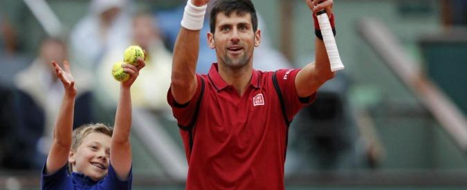 Roland Garros 2016, nella seconda semifinale Djokovic affronterà il talento del torneo Thiem
