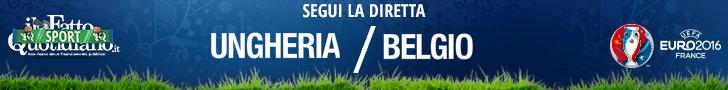 UNGHERIA-BELGIO