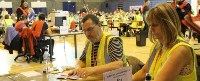 Brexit, il voto per il Leave da over 65 e distretti industriali. A favore dell'Ue i giovanissimi, Londra, la Scozia e l'Ulster