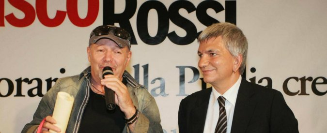"""Vasco Rossi a Bari, pentito: """"Clan ha imposto pizzo ai parcheggiatori e ai paninari al concerto del San Nicola"""""""
