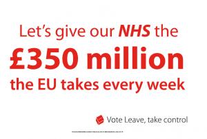 vote leave campaign