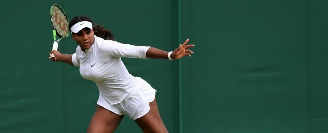 Wimbledon 2016, la Williams punta a battere il suo primato e a ritrovarsi. Ma deve fare i conti con un tabellone difficile