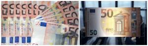 50 euro confronto