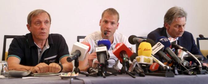 """Alex Schwazer: """"Non sono dopato e mi alleno per le Olimpiadi di Rio. Forse provetta manipolata"""""""