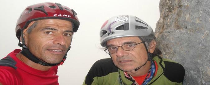 Gran Sasso, due alpinisti morti dopo esser precipitati. L'incidente sul monte Camicia