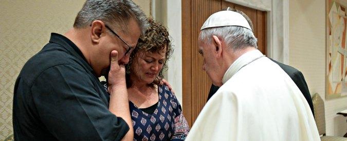 """Beau Solomon, autopsia: """"Studente americano è morto per annegamento"""". Papa Francesco ha incontrato i genitori"""