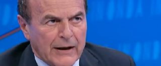 """Referendum, Bersani: """"Non posso perdonare Renzi per fiducia su Italicum. Ma se perde il Sì non deve dimettersi"""""""