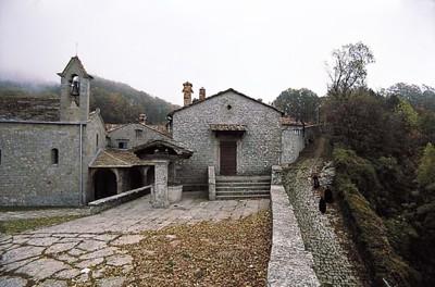 Cammino Assisi