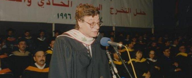 Israele, radio militare trasmette versi del poeta palestinese Darwish. E' polemica