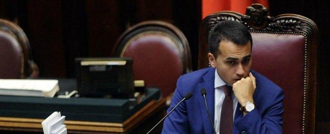 """Di Maio contro le liberalizzazioni: """"Ci hanno reso più poveri e hanno sfaldato le famiglie"""""""