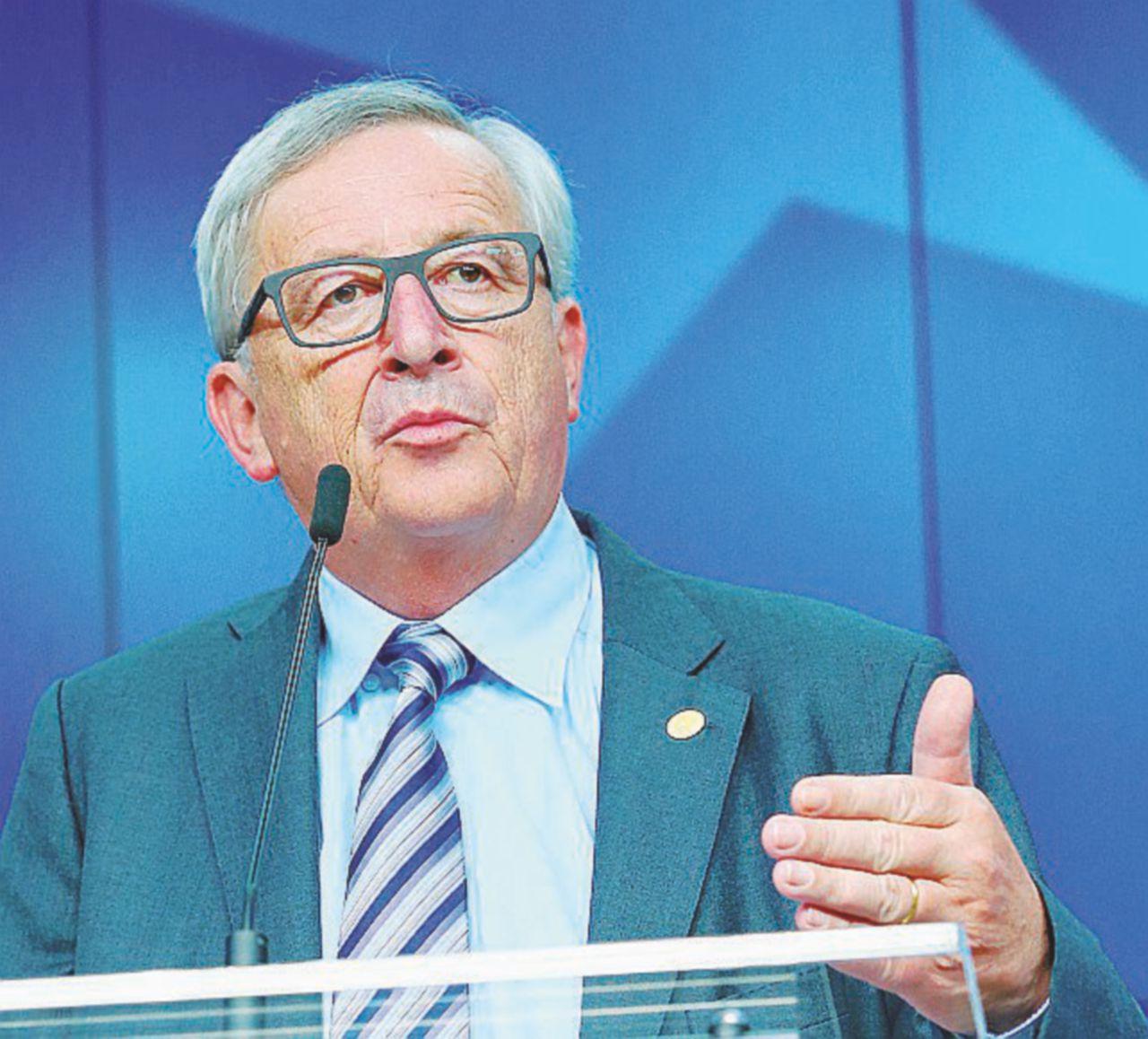 Juncker, Tusk e  Merkel:  chi decide sul serio in Europa