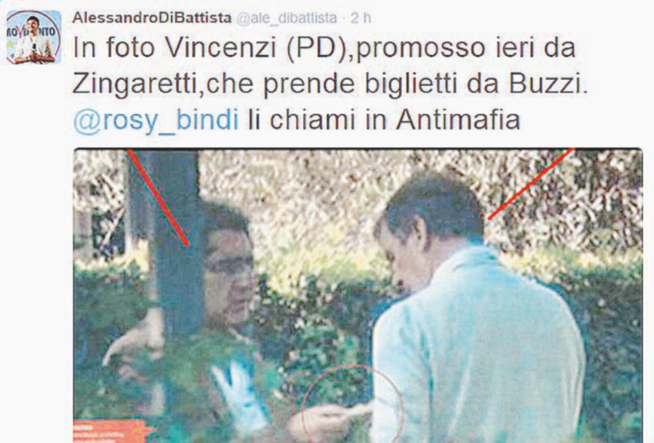 Mafia Capitale, Zingaretti perde i pezzi