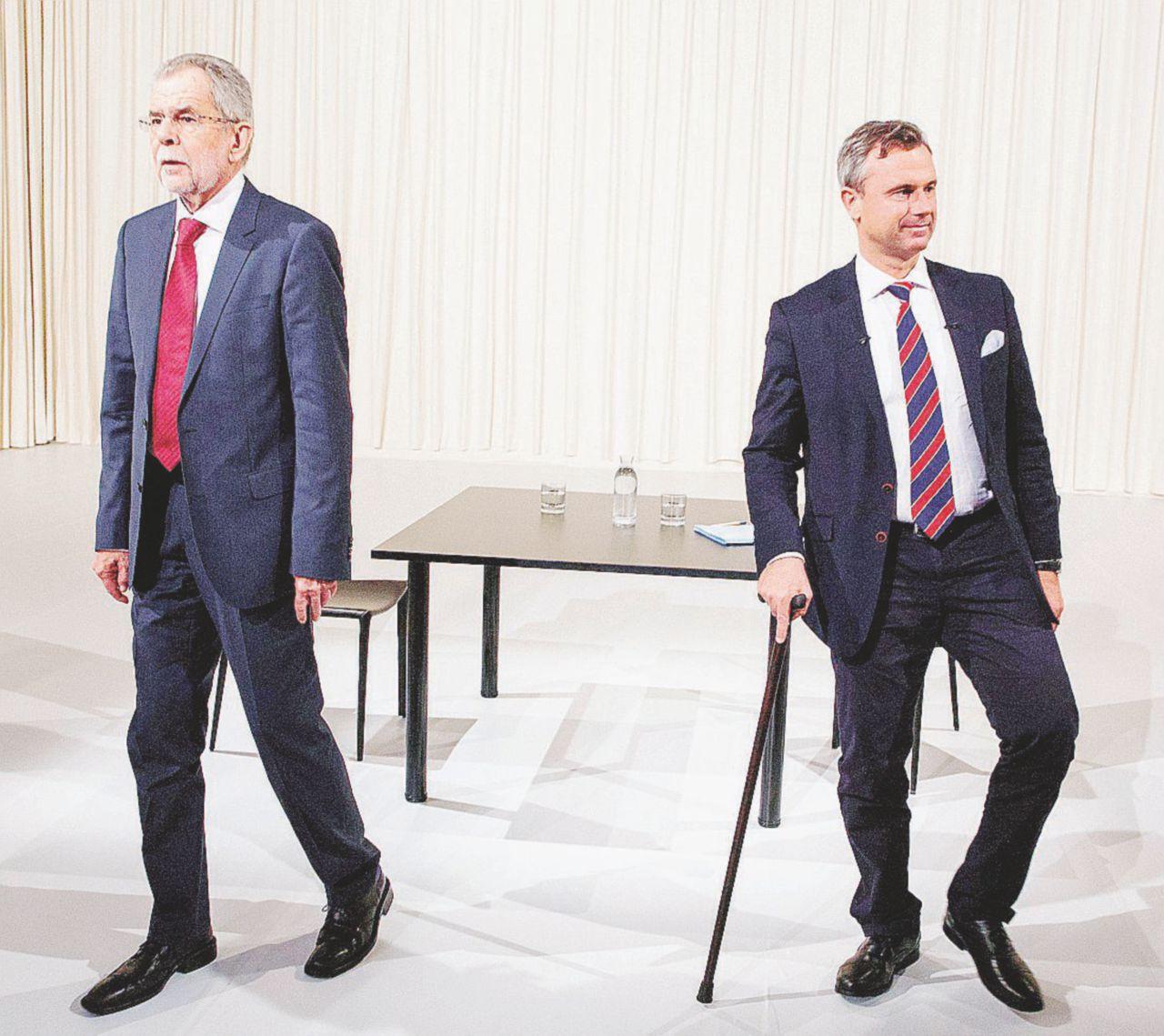 Il ballottaggio è da rifare: Austria senza presidente