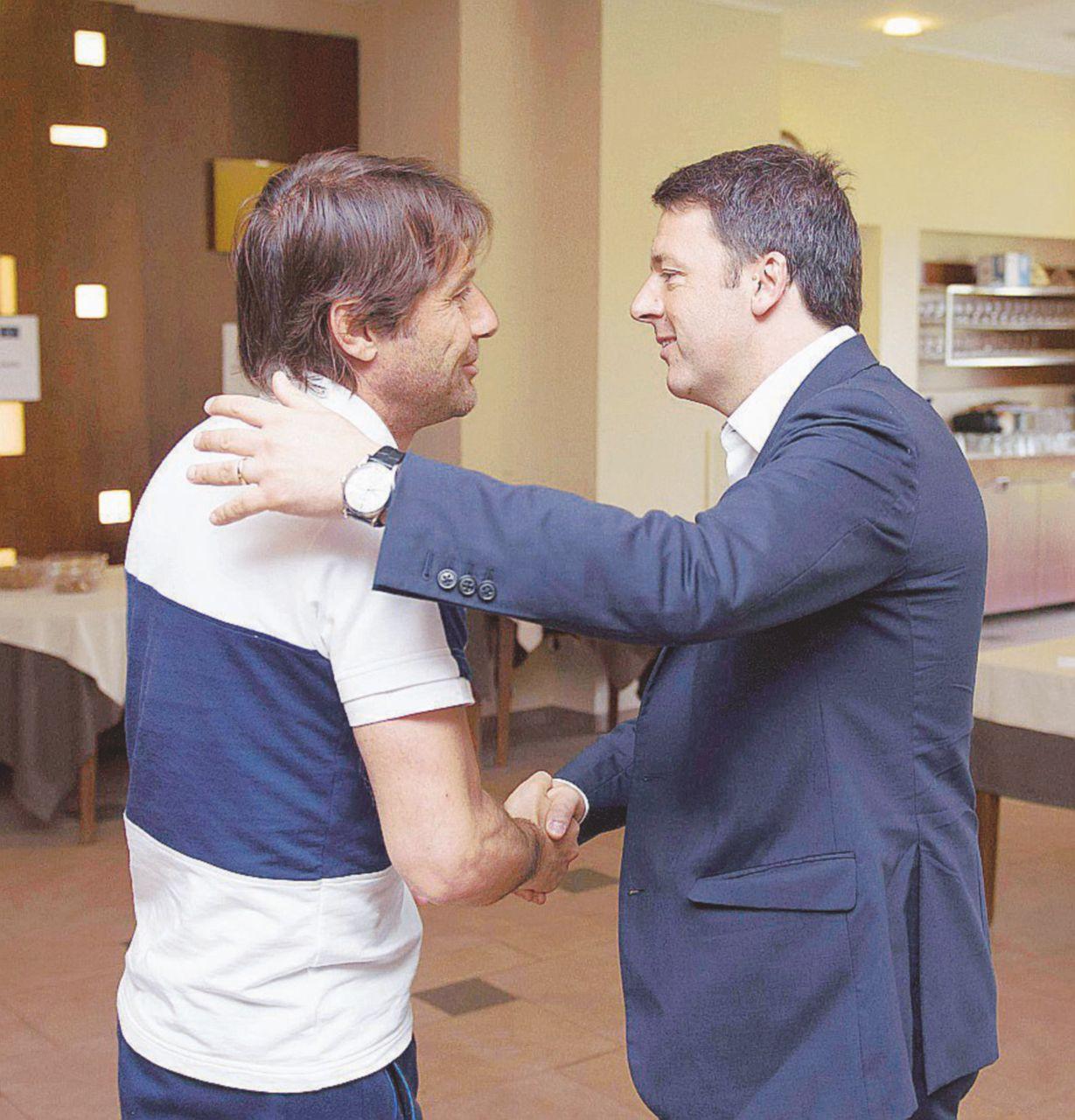 Referendum, ora Renzi ci prova pure con Conte