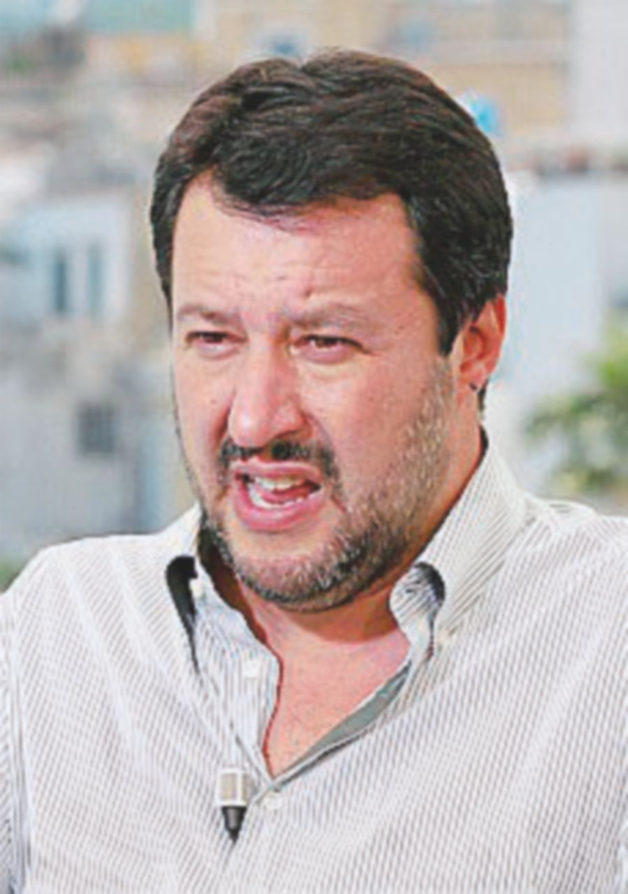 Salvini, ultimatum a Forza Italia sul Nazareno-bis