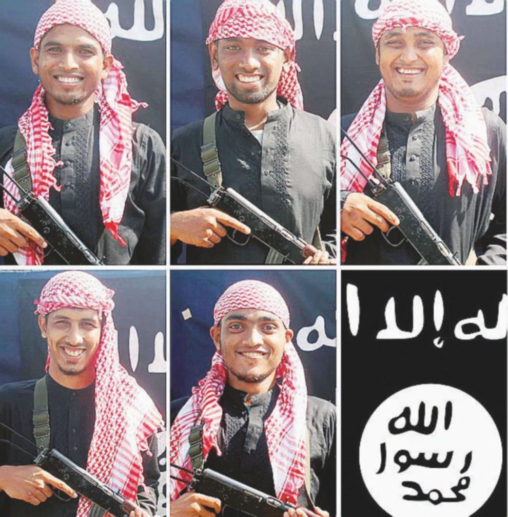 I rampolli del terrore dalle Ferrari all'Isis