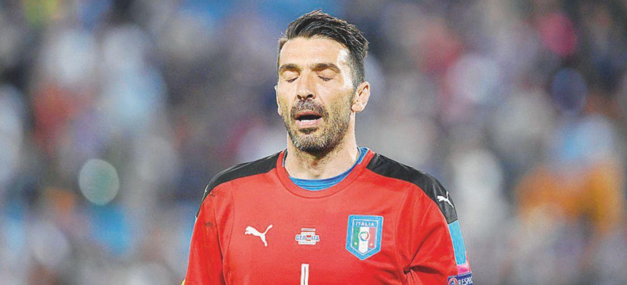 Buffon, non aver paura  di guardare  un calcio di rigore: è il coraggio che conta