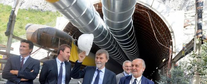 """Tav, la Appendino a Delrio:  """"Il problema resta il tunnel"""""""