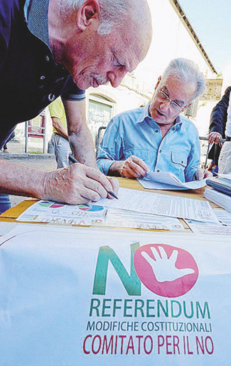 Italicum, niente referendum: le firme non ci sono