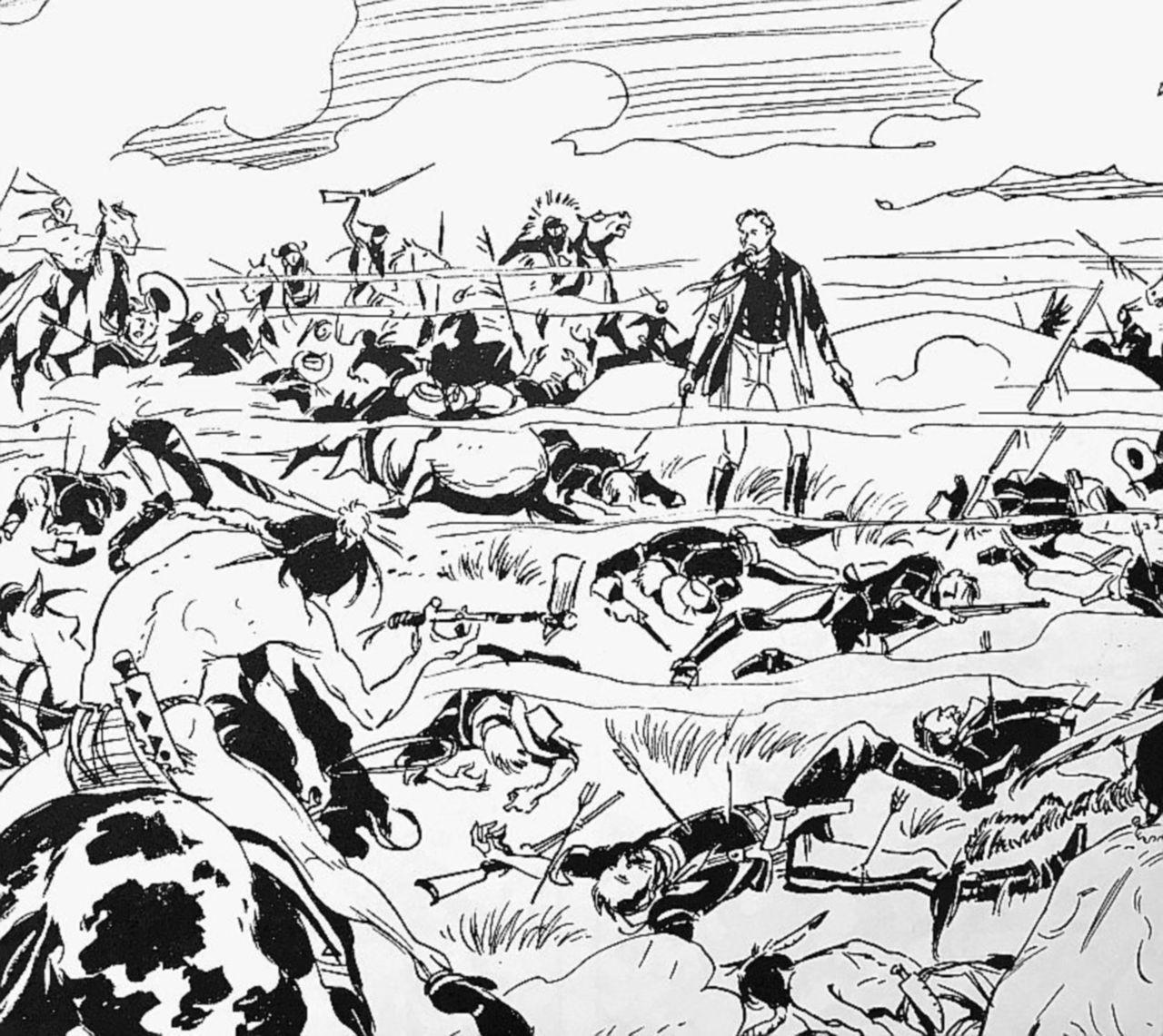 L'epica fine del mito della frontiera:  la battaglia senza gloria di Little Big Horn