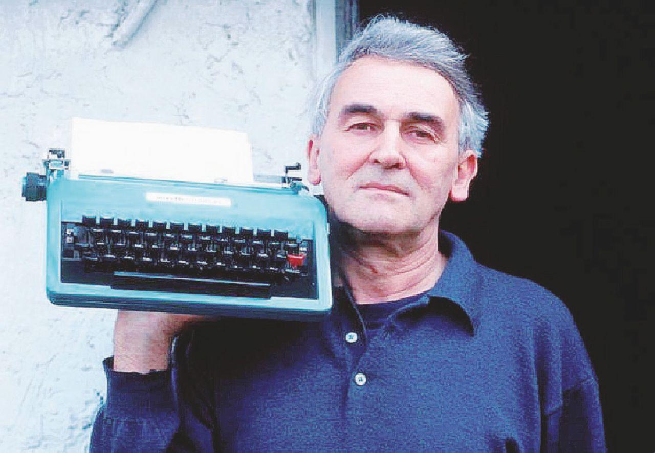 Addio Valentino Zeichen, il nostro ultimo, grande poeta
