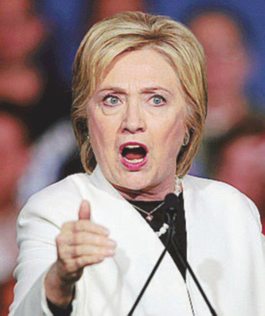 """L'Fbi grazia la Clinton sull'email-gate: """"Negligenze, ma non va incriminata"""""""