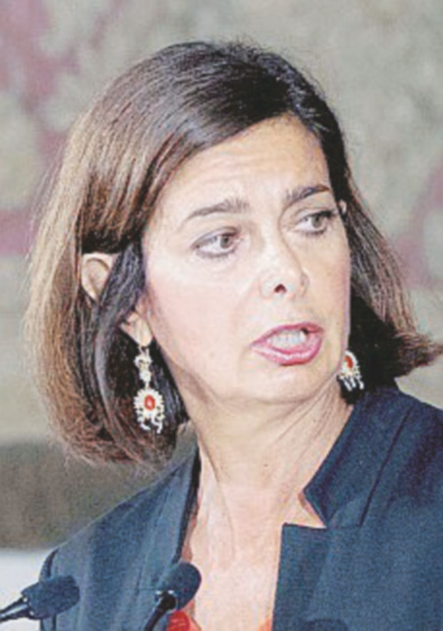 """Boldrini, appello  sulla par condicio """"Si parli del merito"""""""