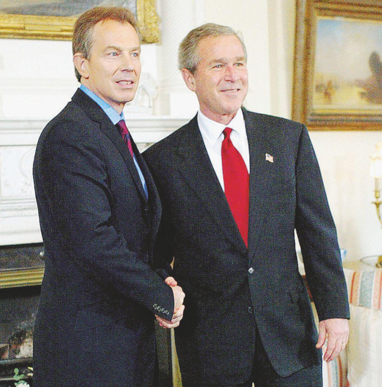 Londra processa l'inganno di Blair sulla guerra in Iraq