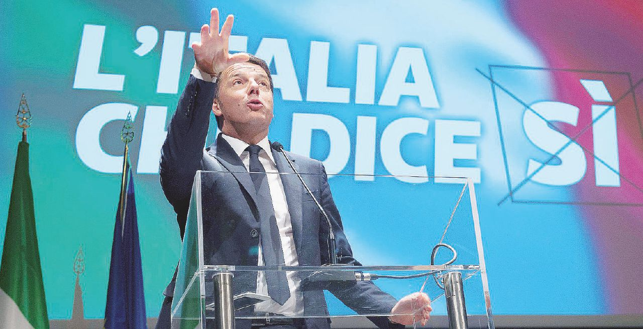 Fantasmi del Sì: i comitati di Renzi non rispondono