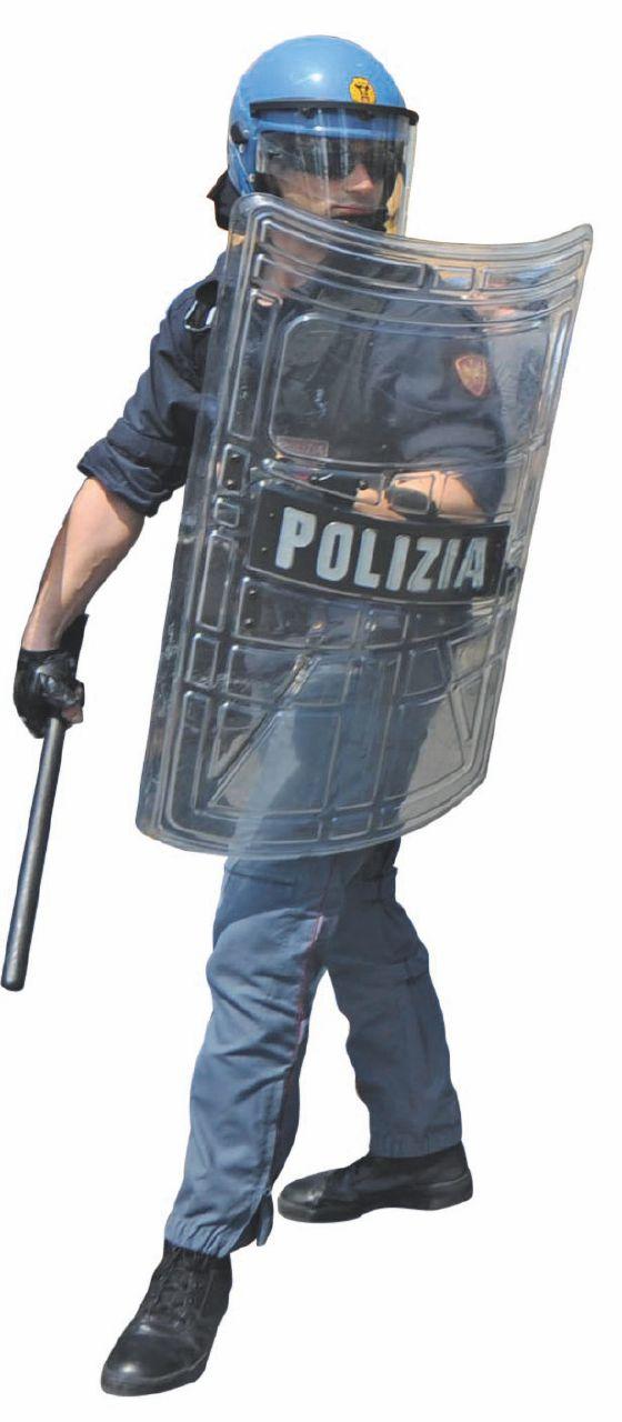 """Uno """"spartiacque"""": la polizia e la lezione difficile da scordare"""