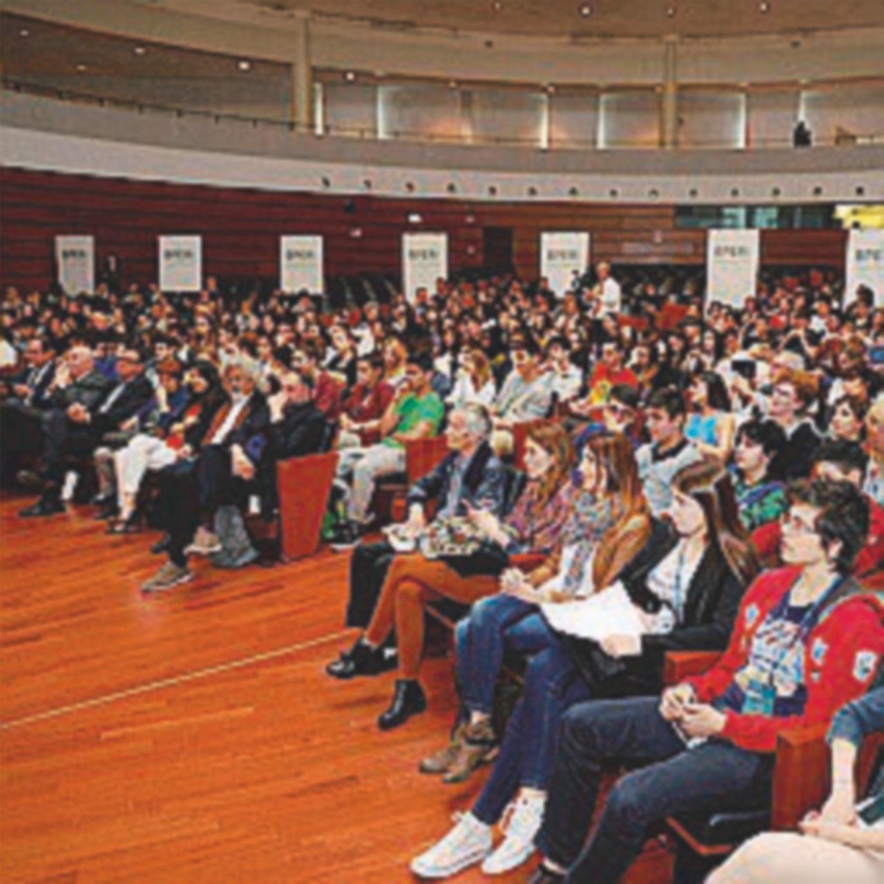 2015, Lagioia al Ninfeo, 2016, la noia all'Auditorium