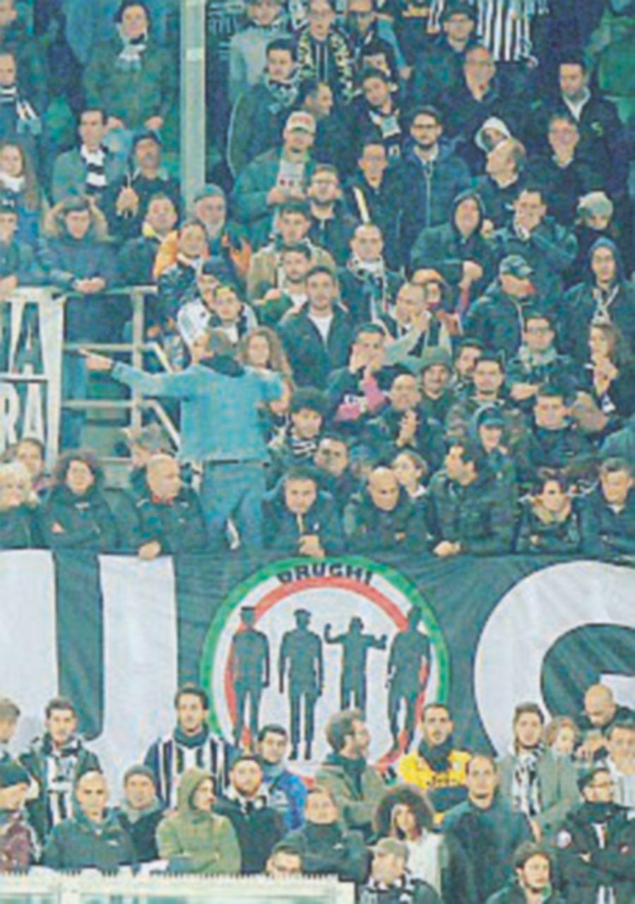 'Ndrangheta in curva: sentito dai pm un uomo della Juve