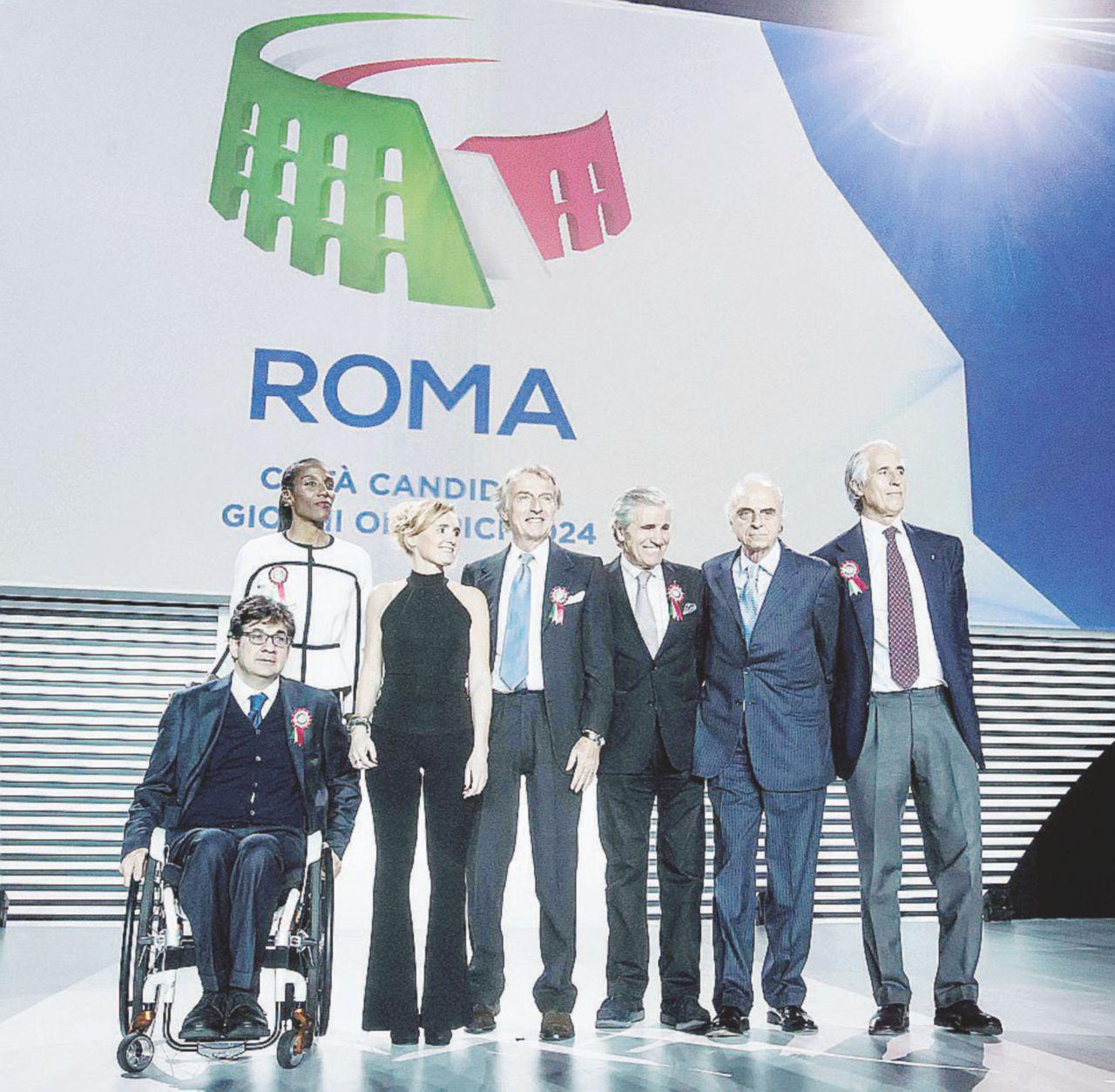 Olimpiadi 2024, Malagò tenta i Cinque Stelle