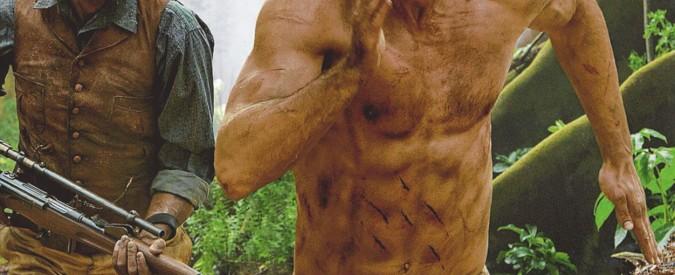 Tarzan, come essere allo zoo e cercare le gabbie per gli umani