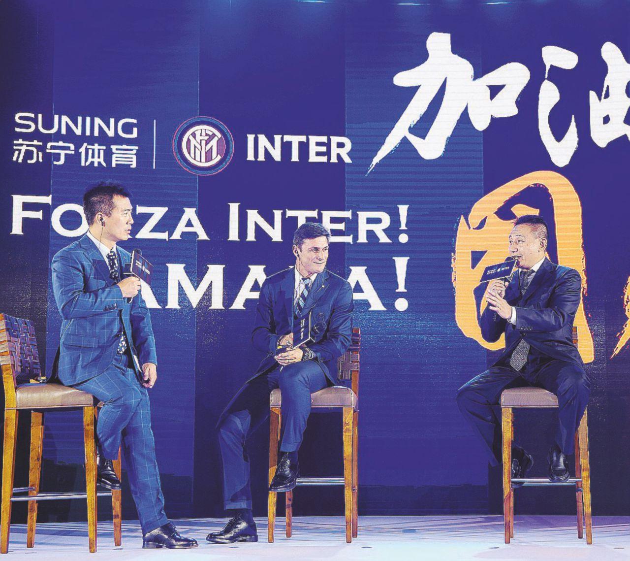 Dall'Inter a Mourinho: la Cina si prende tutto