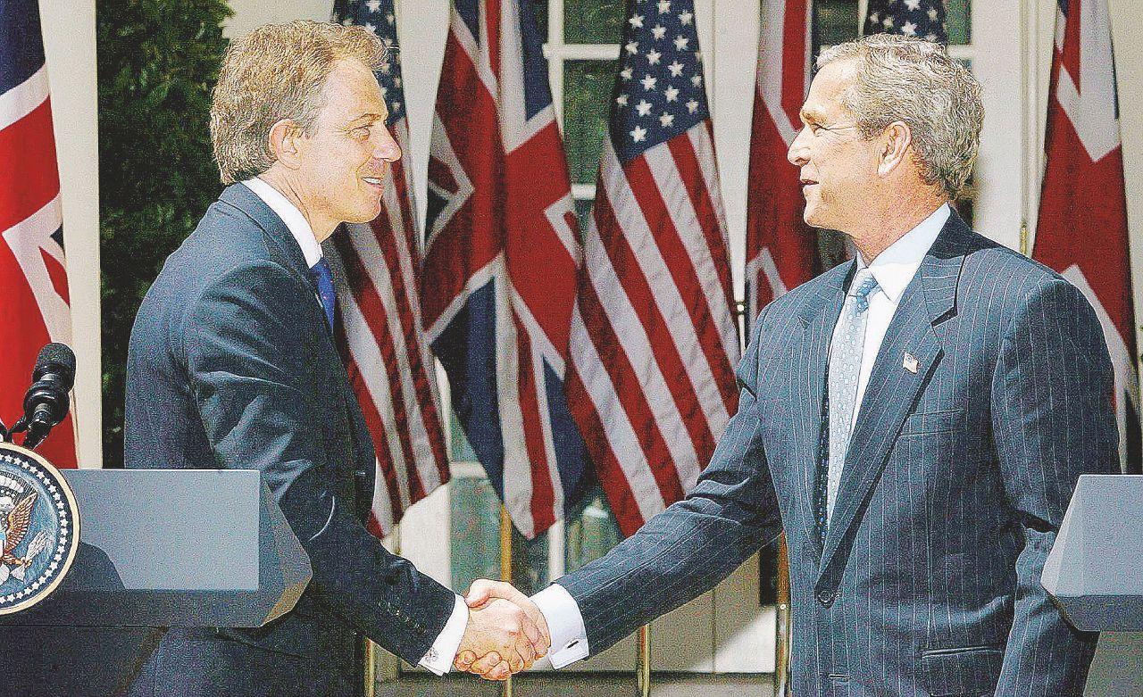 Blair il bugiardo: i crimini di guerra di un eroe di carta