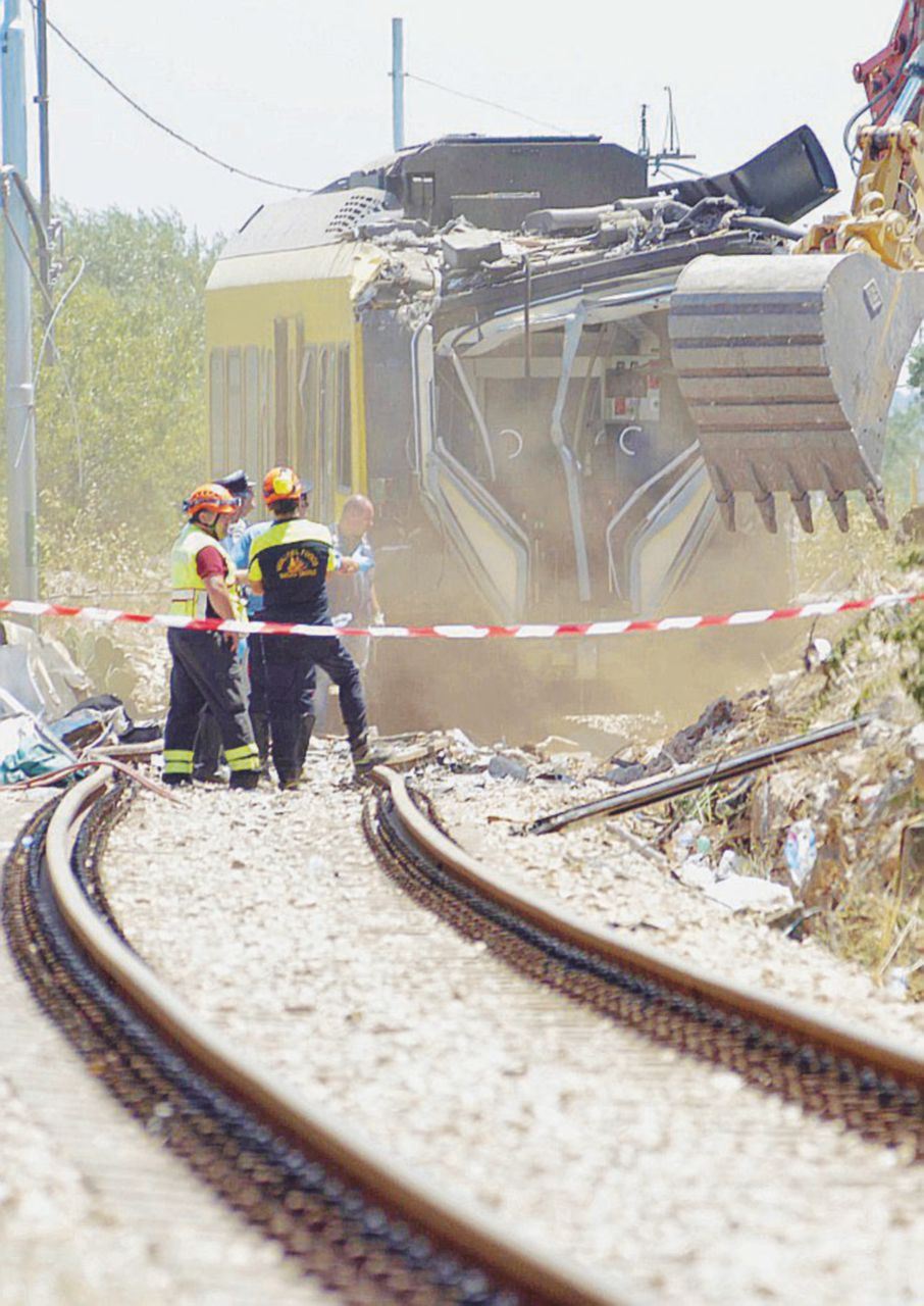 Disastro, indagati 2 ferrovieri