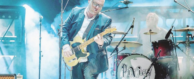 Sorpresa: i Pixies ribattono un colpo