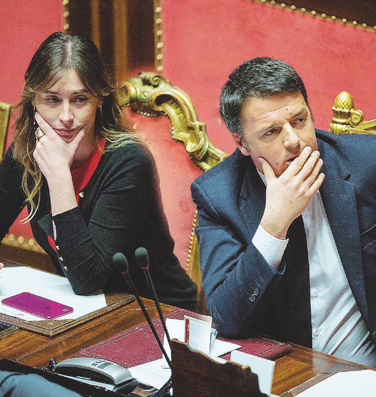 Consiglio a Renzi e Boschi: se volete il Sì, dovete sparire