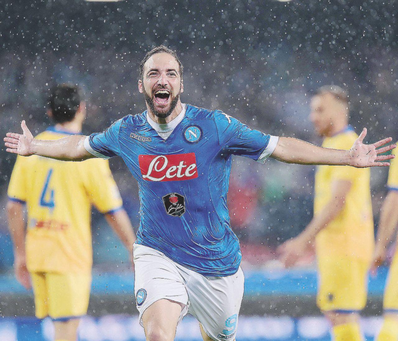 """Napoli, la Juventus, Higuain e la sindrome del """"core 'ngrato"""""""