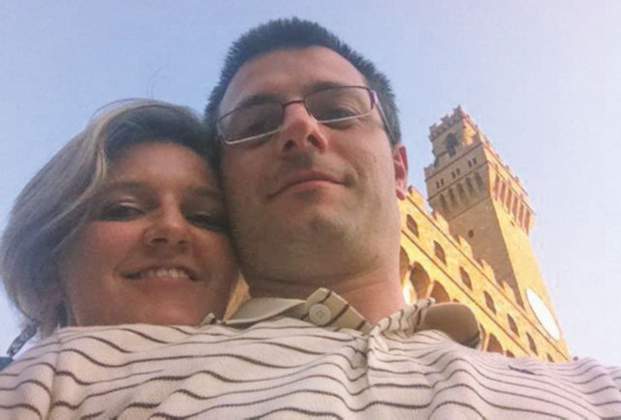 La rete di Conticini e signora che porta fino a Rignano sull'Arno