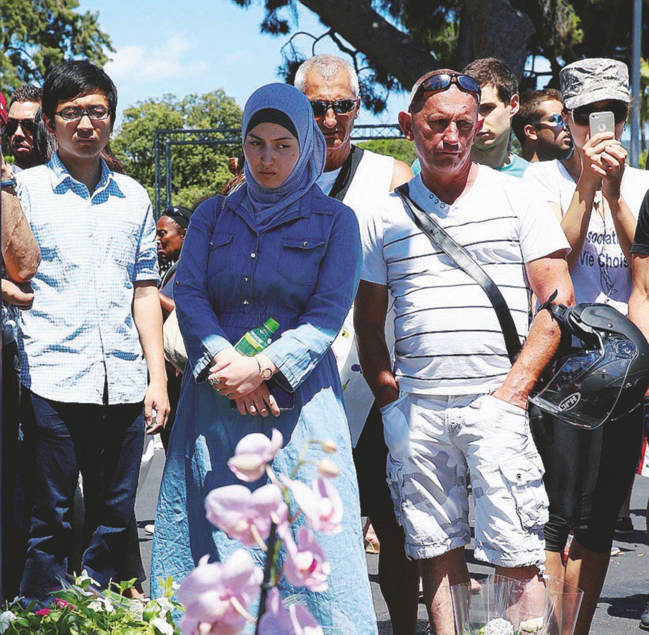 Fatima, musulmana falciata in nome di Allah