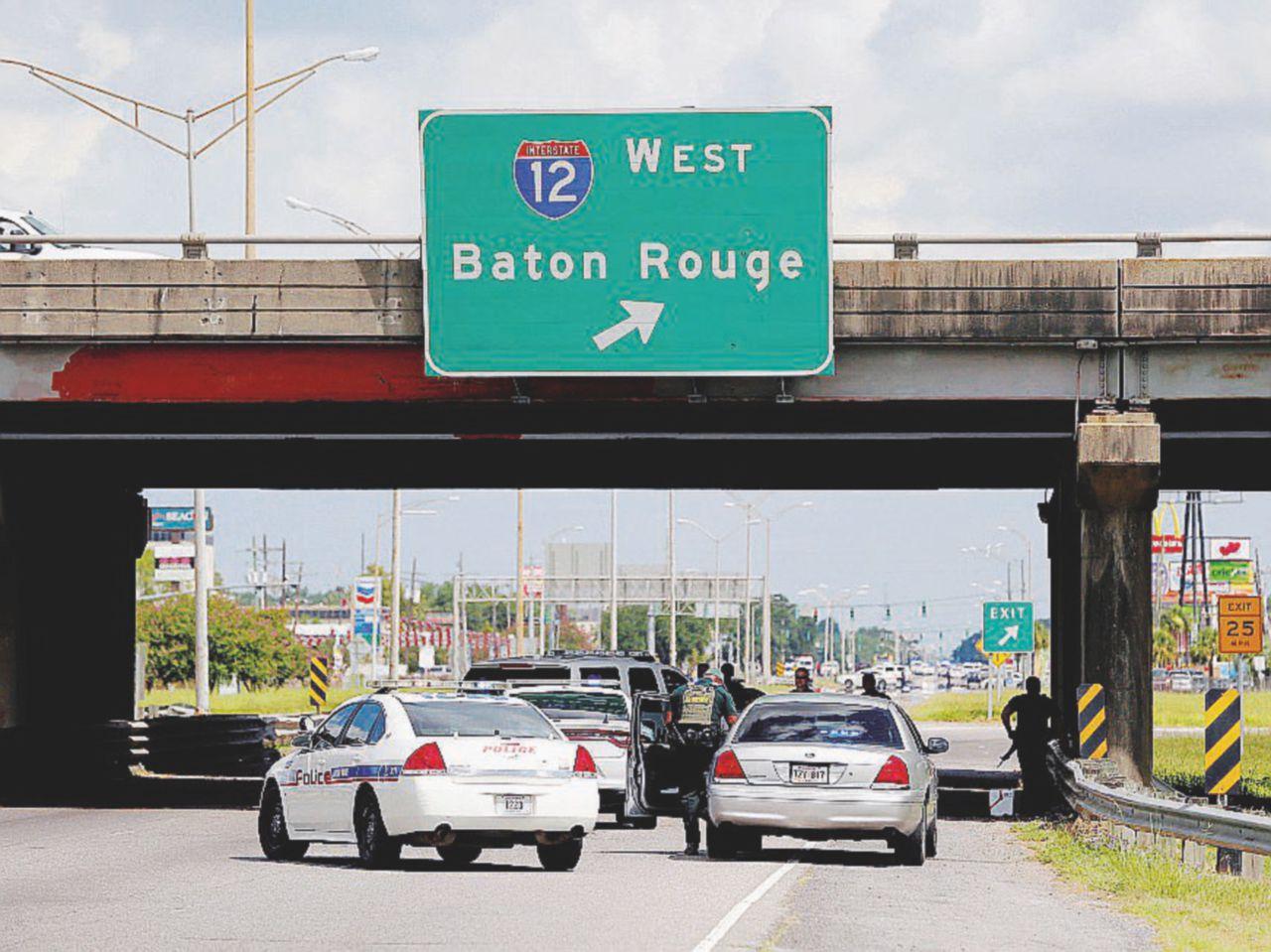 Baton Rouge come Dallas: tiro a segno sui poliziotti